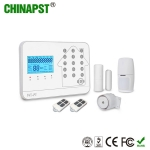 App 24 Wireless & 4 Wired Zones WIFI PSTN & GSM Home Alarm System